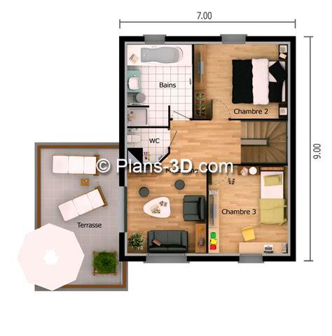 simulation d馗o chambre plan 3d chambre excellent beau faire un plan d a partir d une photo maison with plan 3d chambre beautiful beau faire un plan d a partir d une