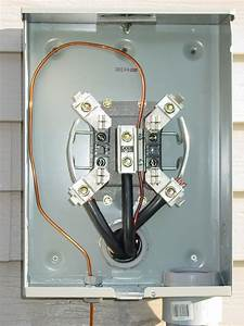 Meter Base Disconnect Wiring Diagram