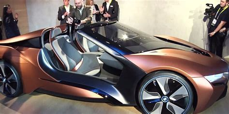 Bmw I Vision Car Design