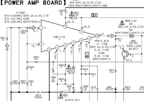solucionado plano equipo de sonido sony grx 7 equipos de audio yoreparo