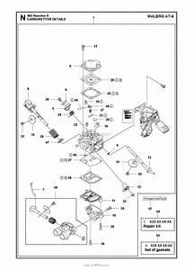 Husqvarna 465 Rancher Ii Parts Diagram For Carburetor Details