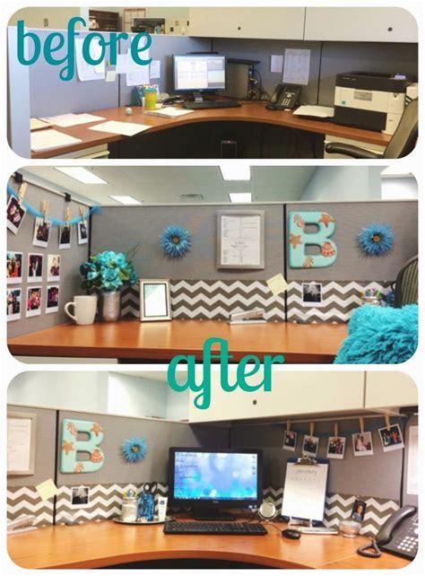 bureau decoration 17 best ideas about cubicle on cubicle