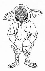 Coloring Pages Colouring Gremlins Sheets Gizmo Gremlin Cartoon Omfg 80s Books Sketches Creativity Update Outlined Pudgy Ebcs Bing Head Crack sketch template