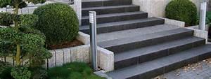 Blockstufen Beton Setzen : stufen aus balsalt natursteinpark ruhr ~ Orissabook.com Haus und Dekorationen