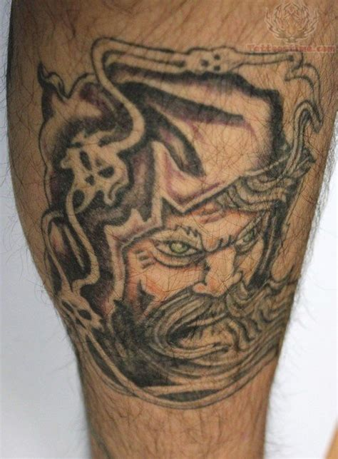 wizard tattoo images designs