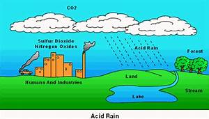 Science In The News  Causes And Effects Of Acid Rain