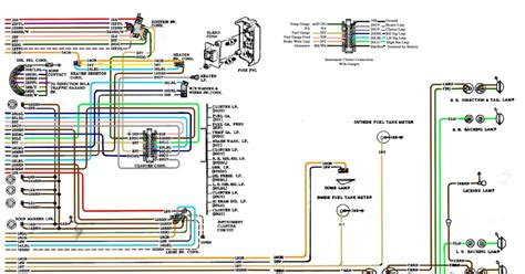 auto wiring diagram   chevrolet truck