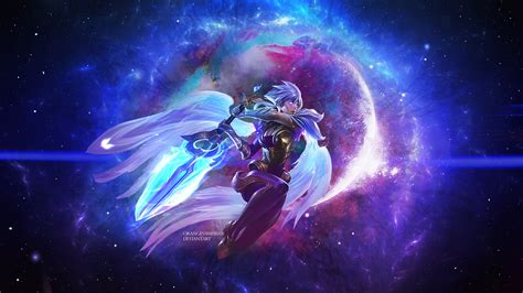 Chionship Riven Animated Wallpaper - dawnbringer riven wallpaper league of legends by