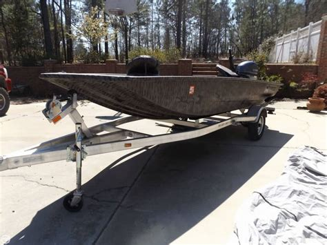 Aluminum Boats For Sale In Sc by Used Aluminum Fish Boats For Sale In South Carolina
