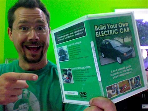 Build Your Own Electric Car by Electric Car Dvds