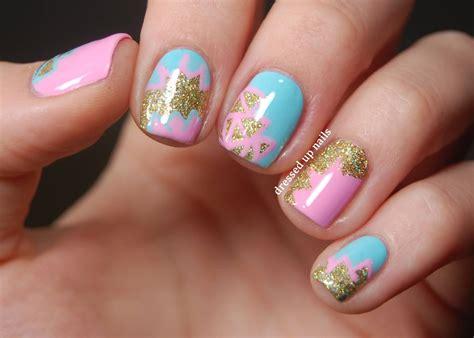 58 Latest Simple Glitter Nail Art Ideas