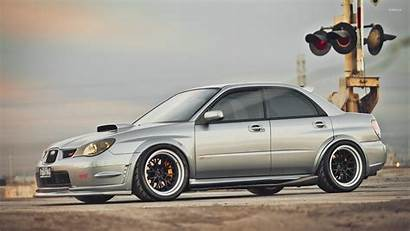Subaru Sti Impreza Wallpapers Wrx Cars Desktop