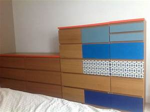 Ikea Hack Malm Dressers - Moroccan Inspired Bedroom Home