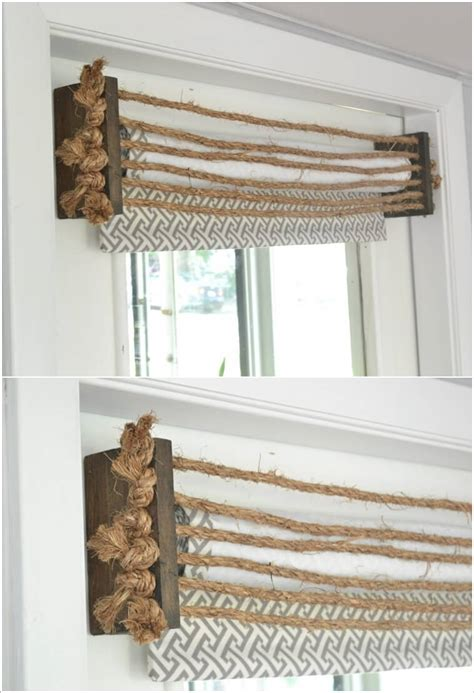 Valance Ideas by 10 Diy Window Valance Ideas You Can Try