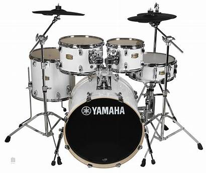 Yamaha Custom Hybrid Stage Studio Pure Drum