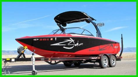 Tige Boats Employment by Tige Z1 2012 For Sale For 45 900 Boats From Usa