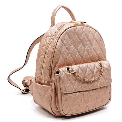 rose gold handbags fashion world