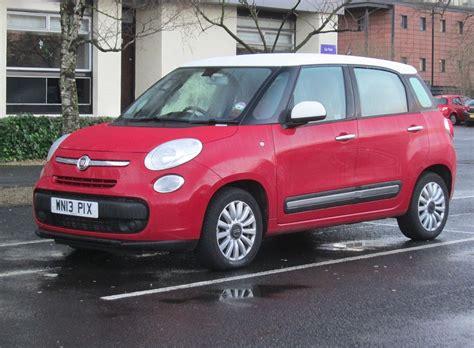 Fiat L by Fiat 500l