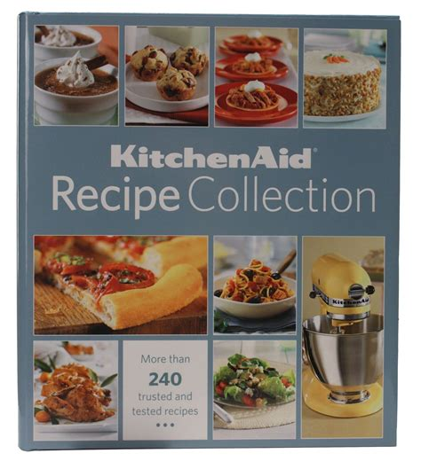 Kitchenaid Recipes by Kitchenaid Recipe Collection Cookbook 9781450877855