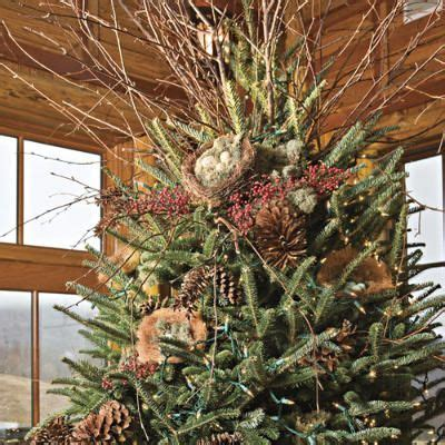 nature inspired holiday   mountains rustic