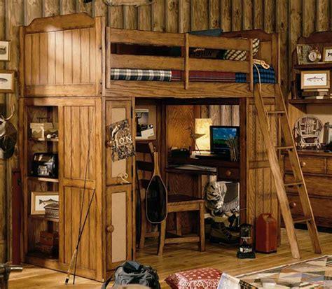 am駭ager une chambre d ado lit mezzanine pour une chambre d ado originale design feria
