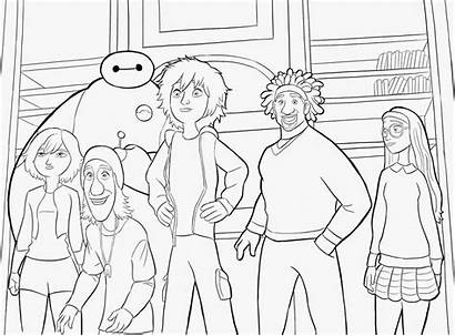 Hero Coloring Pages Printable