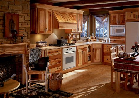Rustic Kitchens : Wonderfully Rustic Home Decor Ideas