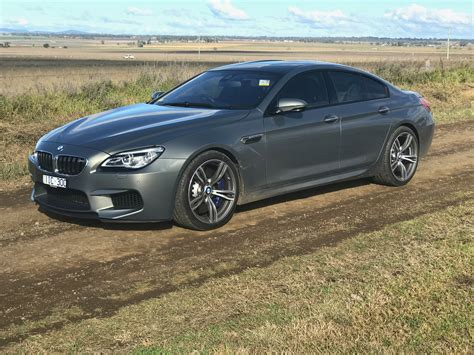 Review Bmw M6 Gran Coupe by 2017 Bmw M6 Gran Coupe Review Caradvice