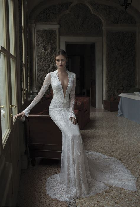 Stunning New 2014 Winter Collection From Berta Bridal Nu