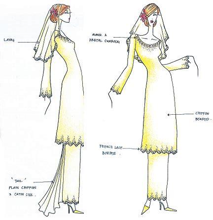 baju pengantin baju kurung baju kurung piping baju