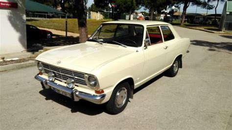 1969 Opel Kadett For Sale by Opel Kadett Of 1969 All Original In Great Condition For