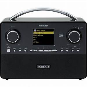 Dab Und Internetradio : roberts stream 93i portable dab fm internet radio with ~ Jslefanu.com Haus und Dekorationen
