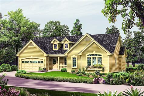 House Plans With Vaulted Ceilings by Ranch Home With Vaulted Ceilings 57277ha Architectural
