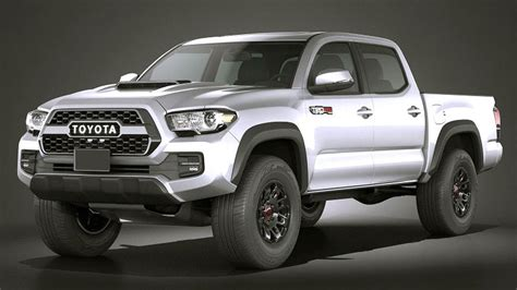 toyota tacoma colors towing capacity trd pro release