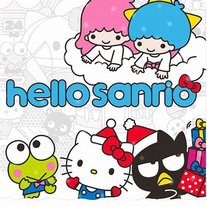 Sanrio Hello Kitty Friends Characters Christmas Official