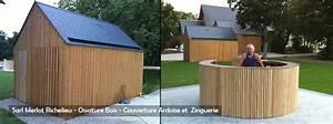 Bar Exterieur En Bois : bar de jardin en bois maison design ~ Premium-room.com Idées de Décoration
