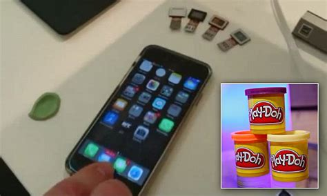 can iphones be can an iphone s fingerprint sensor be hacked using play Can I