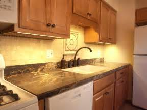 Lighting For Kitchen Cabinets by Under Cabinet Kitchen Lighting Afreakatheart