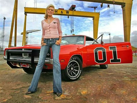 Dukes Of Hazzard Wallpaper The General Lee Hot Sexy Country Girls Pinterest