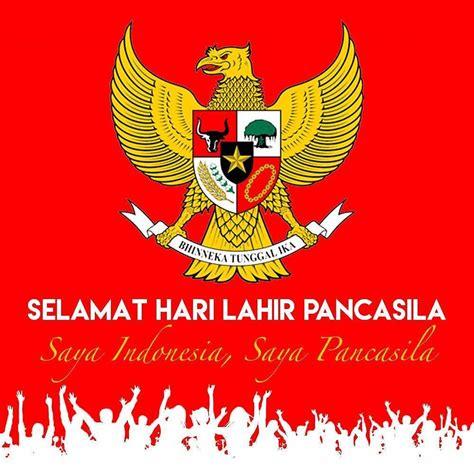 Ucapan mutiara hari lahir pancasila memiliki nilai arti kehidupan yang kental dan menggugah. Selamat Hari Lahir Pancasila bikin Indonesia makin Hebat ! #indonesia #bhinnekatunggalika # ...