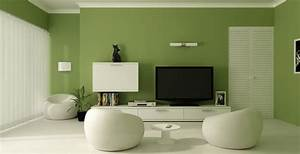 Paint colors ideas for living room decozilla for Green paint colors for living room