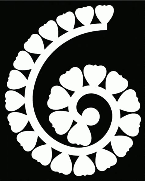 cricut flower template free svg rolled flower 3 cricut stuff flower cricut and free