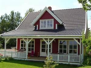 Holzhaus Ferienhaus Bauen : schwedenhaus niedrigstenergiehaus bauen 05 bau ein haus pinterest haus holzhaus und haus ~ Markanthonyermac.com Haus und Dekorationen