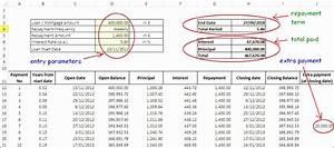 Loan Repayment Template Excel 6 Loan Repayment Calculator Excel Template Excel