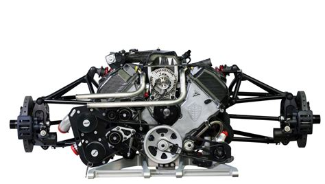 Beautifully Engineered • Koenigsegg Ccx Engine/suspension