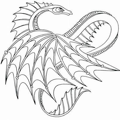 Dragon Coloring Komodo Pages Realistic Printable Getcolorings