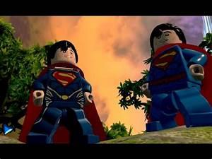 LEGO Batman 3: Beyond Gotham - Superman (Man Of Steel ...