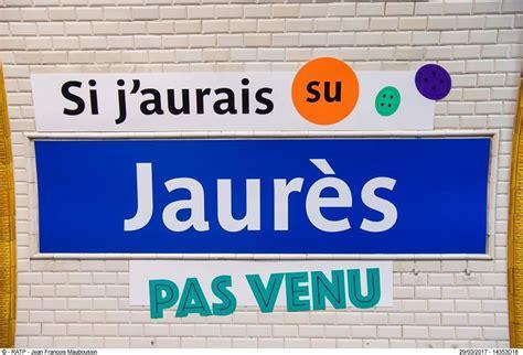 si鑒e ratp poisson d 39 avril la ratp détourne le nom de 11 stations de métro