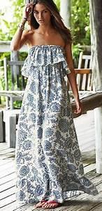 1000 ideas about beach dresses on pinterest summer With robe fourreau combiné avec bracelet argent pour charms