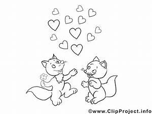 Tiere Für Kinder : lustige verliebte tiere ausmalbilder f r kinder kostenlos ~ Lizthompson.info Haus und Dekorationen